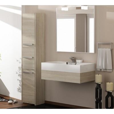 Szafka łazienkowa regał model 43 dąb sonoma